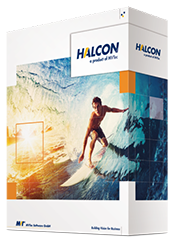 Softwarebox HALCON 20.05