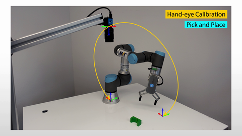 This video tutorial shows how to use shape-based matching for object localization.