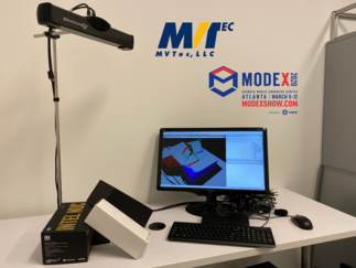 MVTec, LLC will be showing different demos at the MODEX 2020.