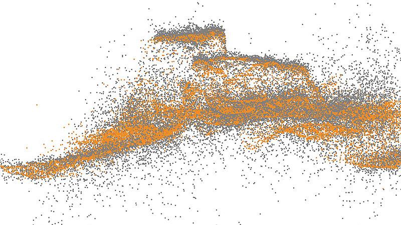 halcon 21.05 point cloud sampling example